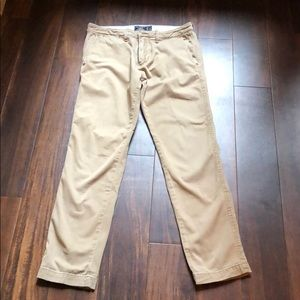 Abercrombie & Fitch skinny chinos